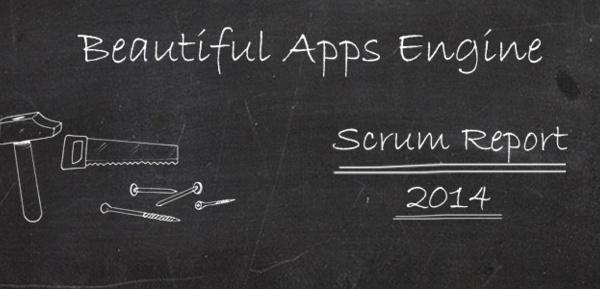Scrum Report para o final de 2014