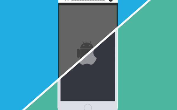 Devo criar uma app para iPhone ou Android?