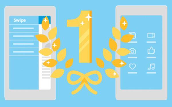 Modo de Navegação Mobile - Grid e Swipe