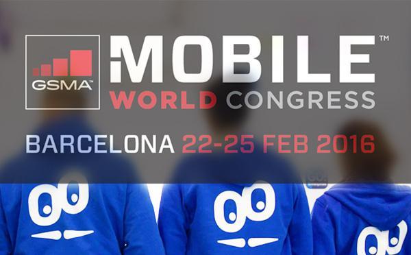 GoodBarber @ Mobile World Congress 2016 em Barcelona