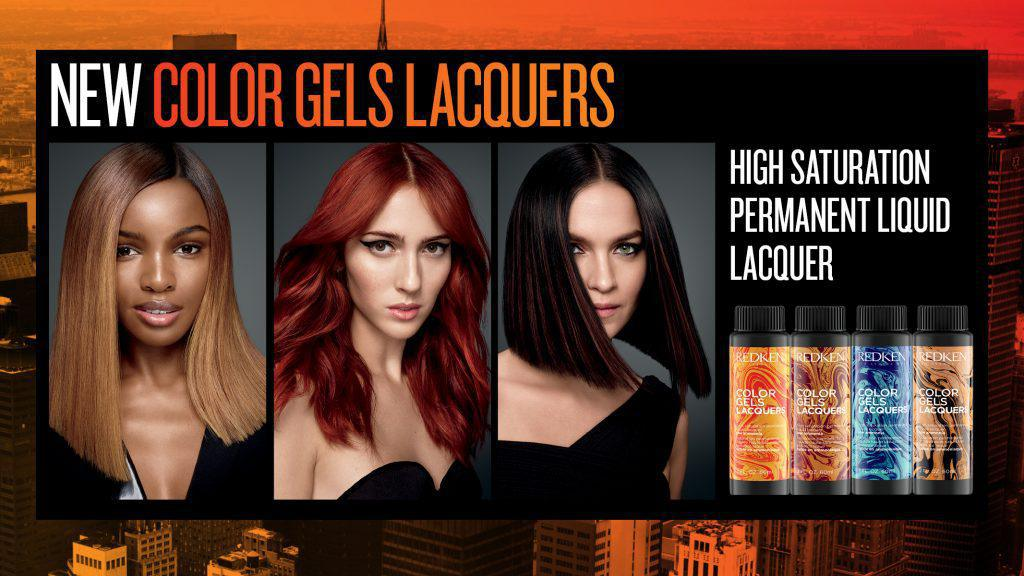 Learn Redken Color: Shades EQ ColorGels Lacquers