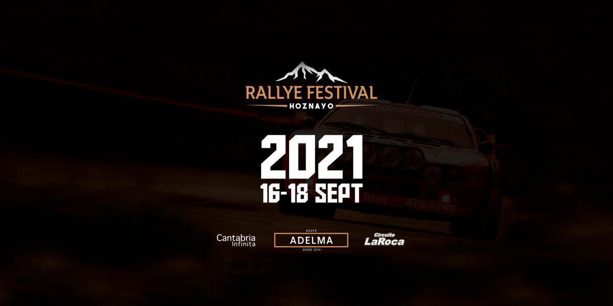 Rallye Festival Hoznayo Edición 2020: ¡Estamos de vuelta!