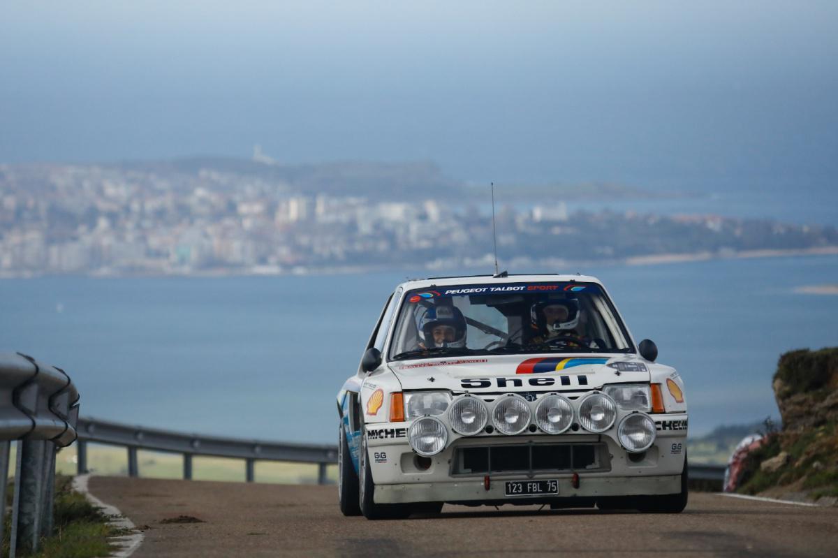 El Rallye Festival Hoznayo culmina exitosamente después de tres días de espectáculo por las carreteras de Cantabria