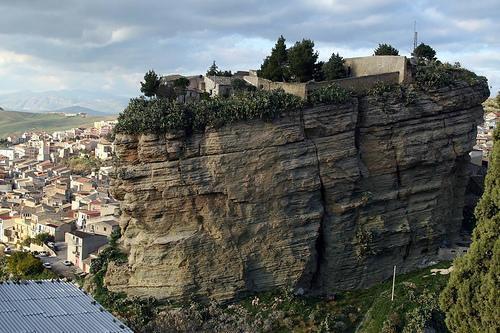 Castello Sottano Eremo di San Bernardo