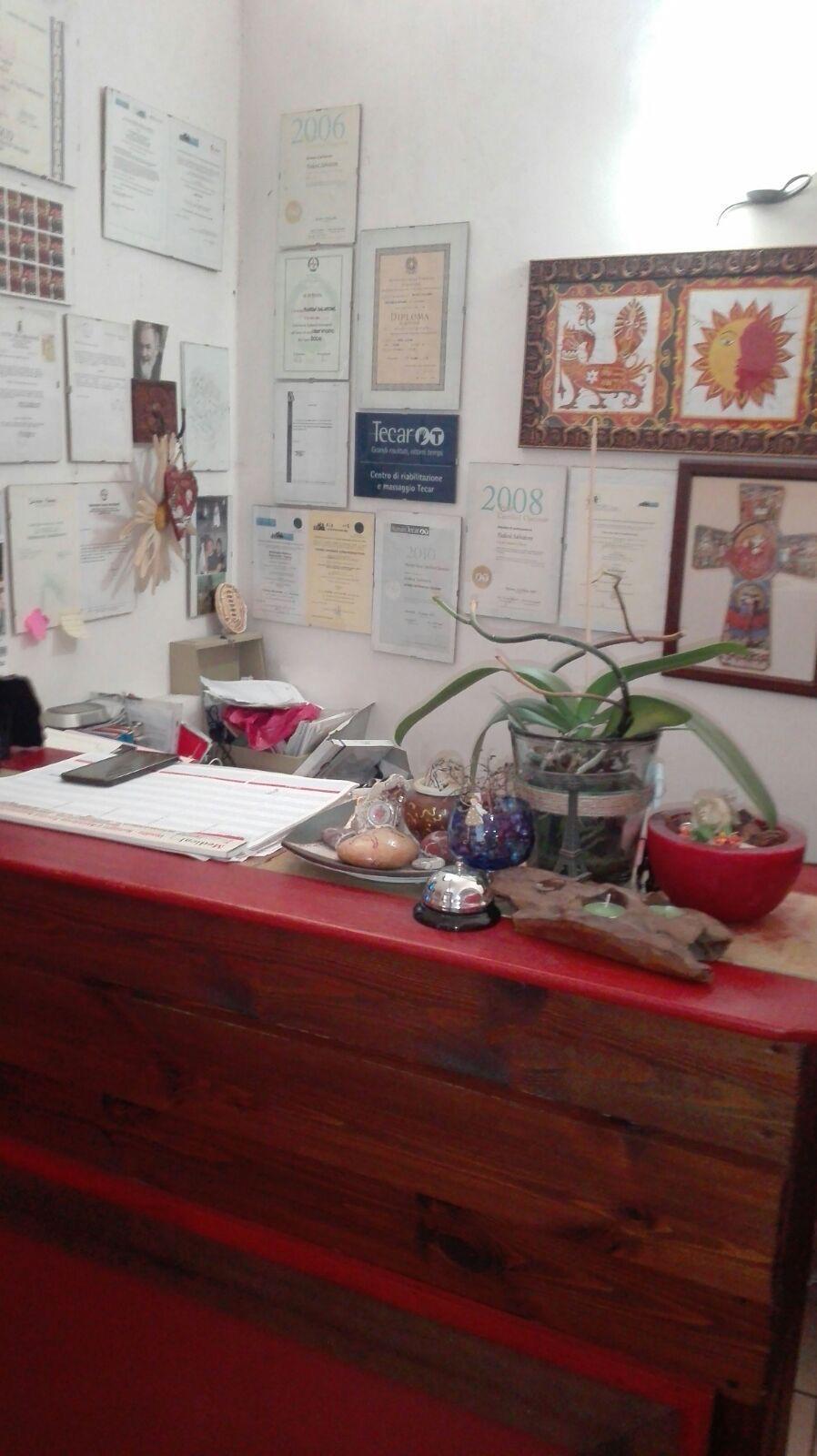 Studio professionale di Fisioterapia e riabilitazione di Salvatore Foderà