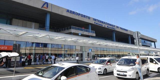 Aeroporto di Palermo - Falcone e Borsellino