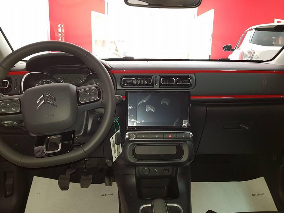 Nuova Citroen C3 Auto Russo
