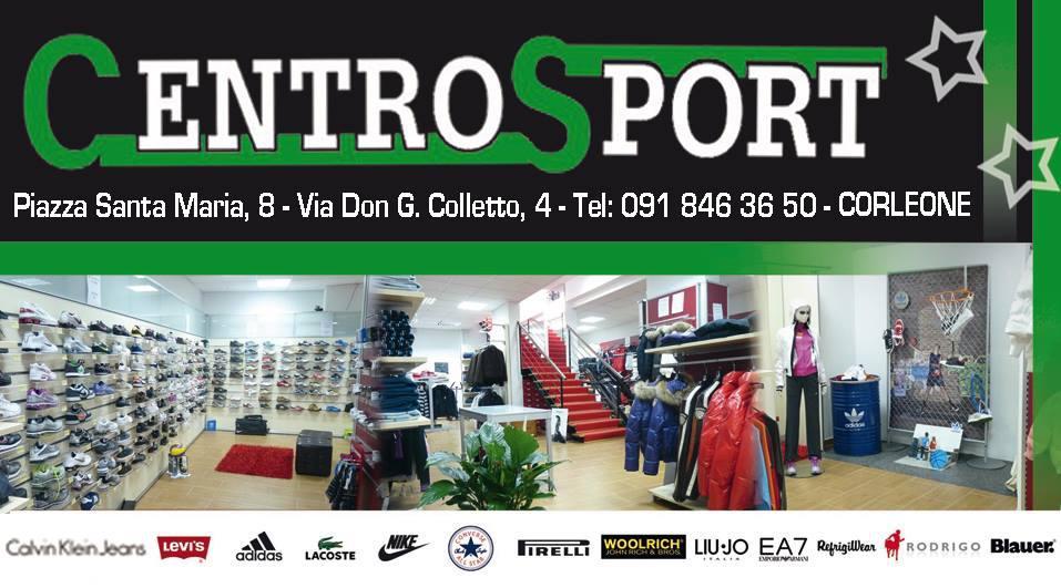 Saldi Centro Sport Corleone