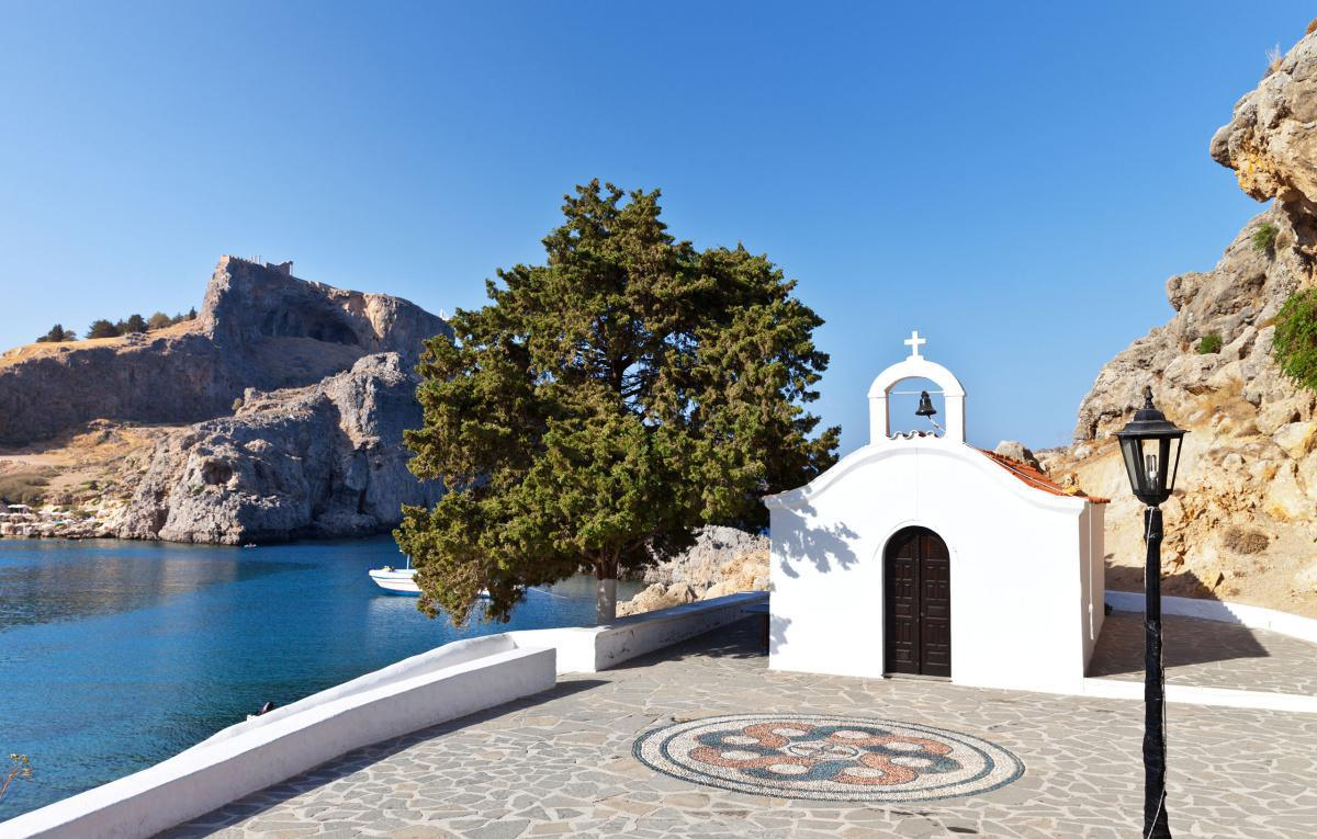 Agios Pavlos Beach Lindos