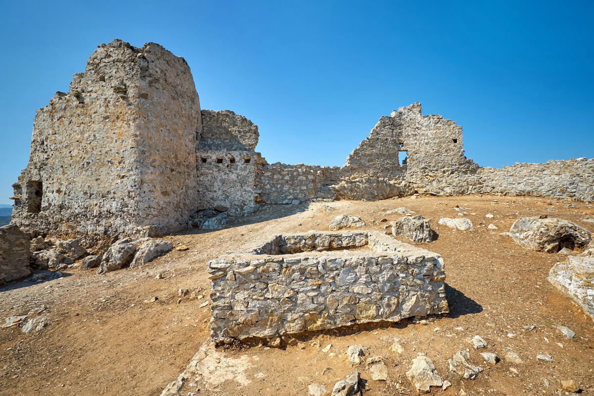 Asklipio Medieval Fort