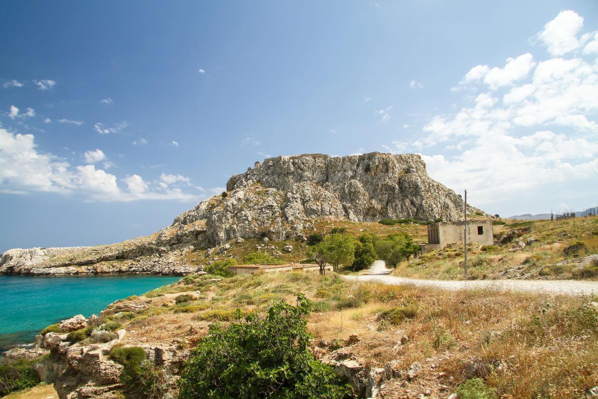 The Feraklos Castle