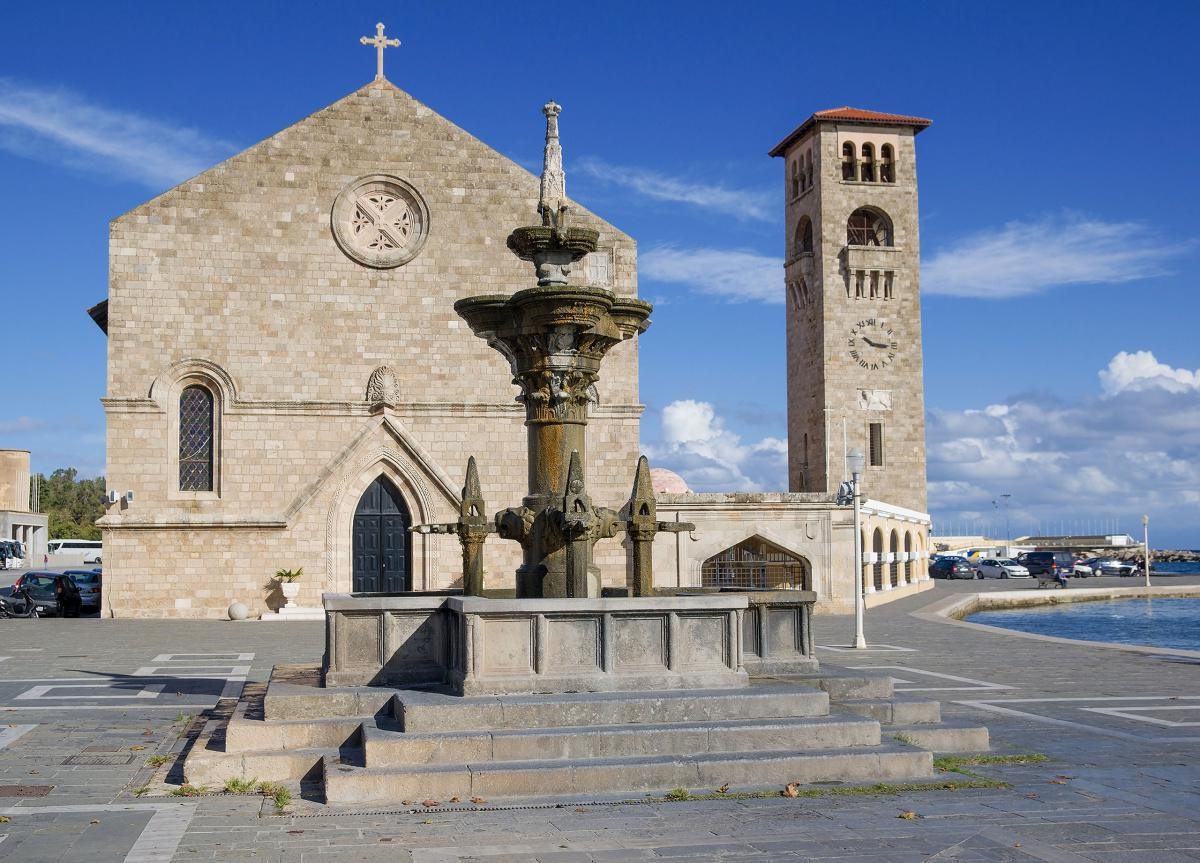 Church of Annunciation - Evangelismos Church