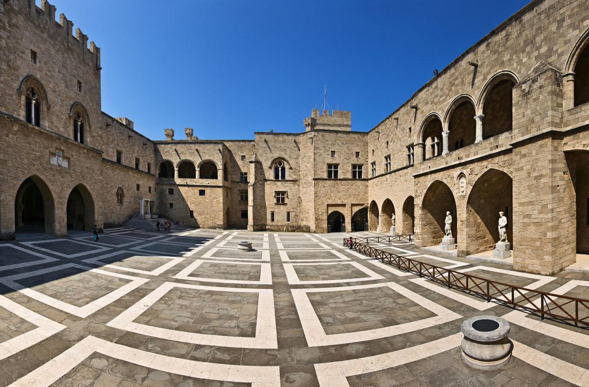 Rhodes Town Sigthseeings