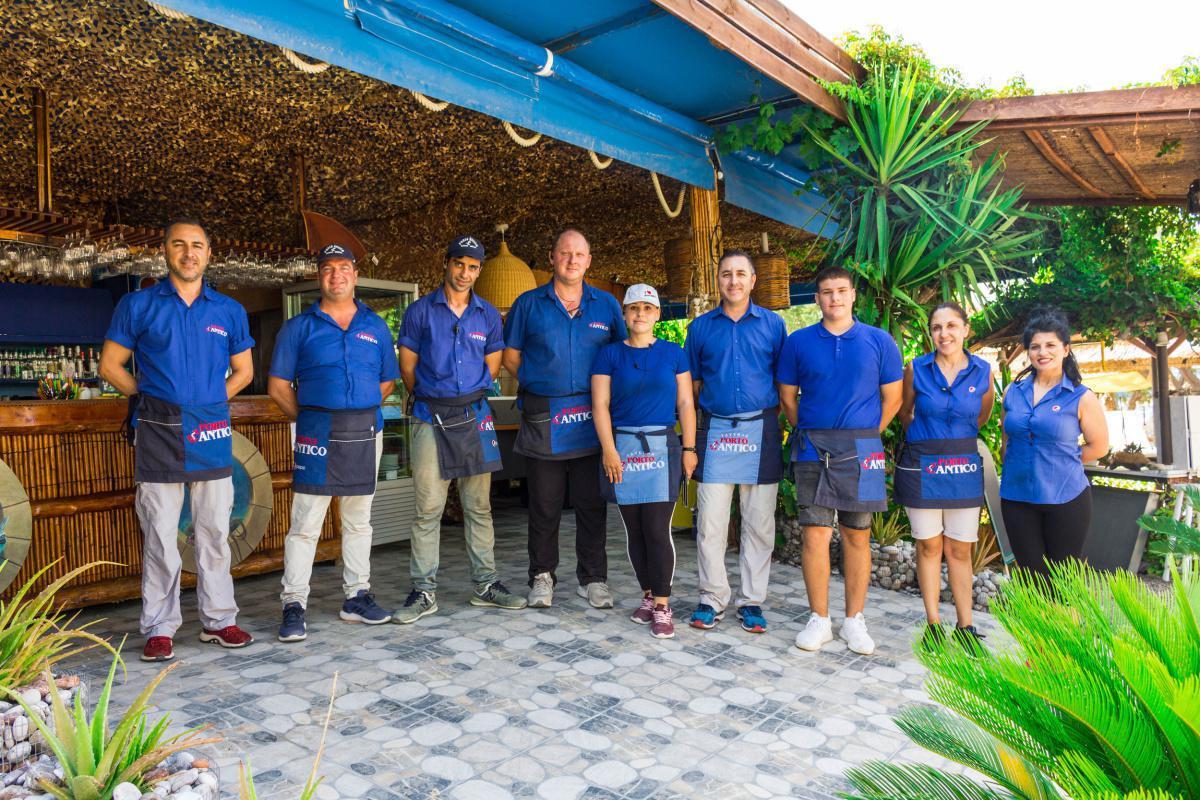 PORTO ANTICO - Traditional Taverna & Restaurant on the Beach
