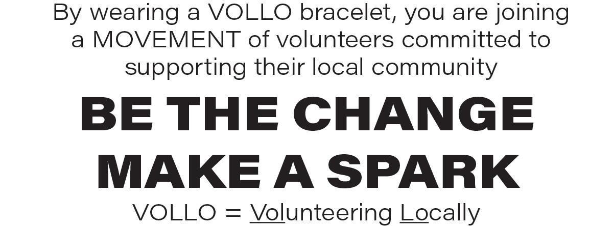Take the VOLLO Challenge