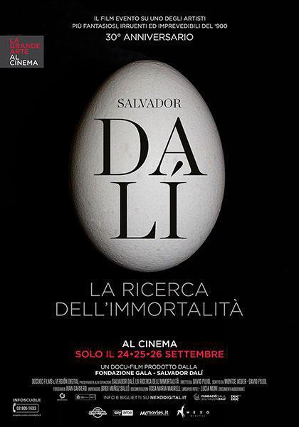 Salvador Dalì - La ricerca dell'immortalità in esclusiva al Vignola