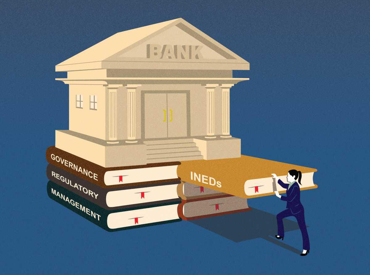 Banking on independence
