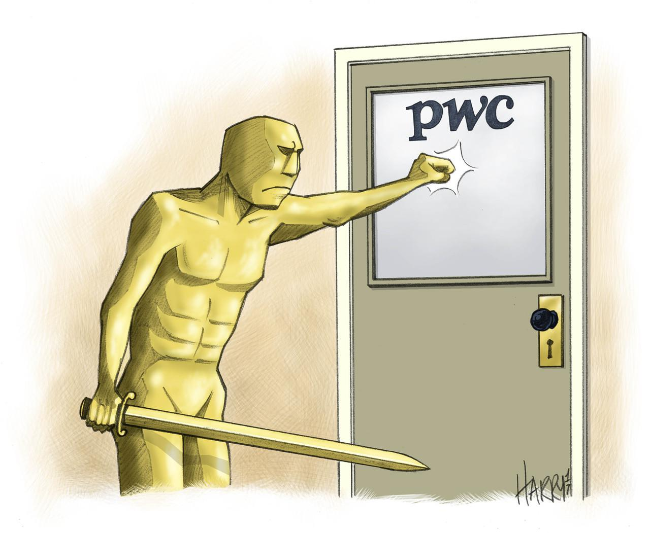 PwC partners banned after Oscars fiasco