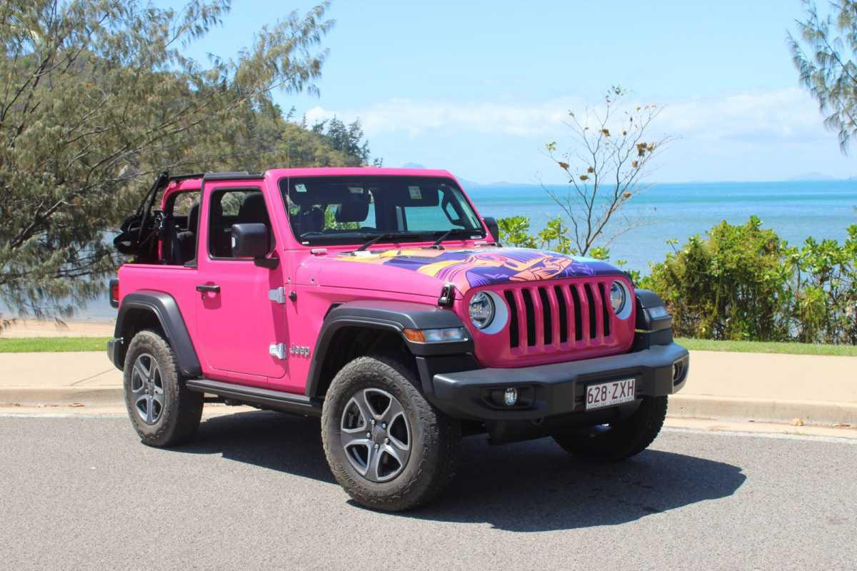 Jeeps on Maggie