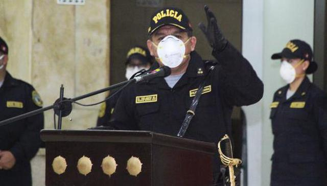 ¿Comandante General de la PNP falleció?
