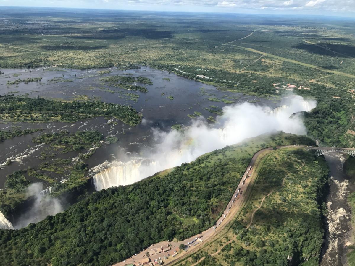 Incentive trip Victoria Falls & Namibia