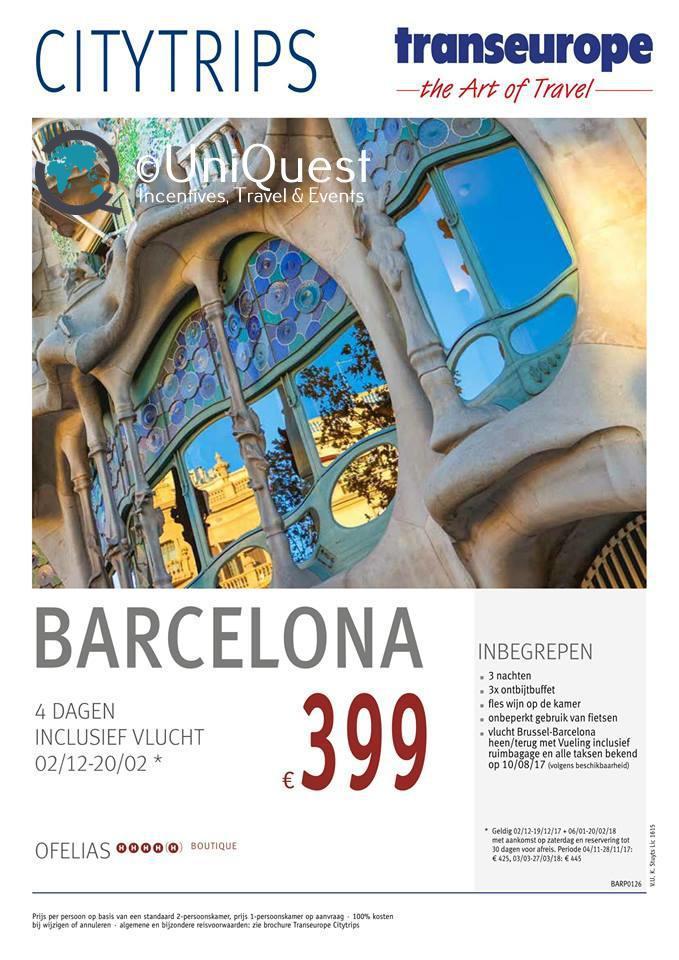 Travel Flash: City Trips Super Deals !!