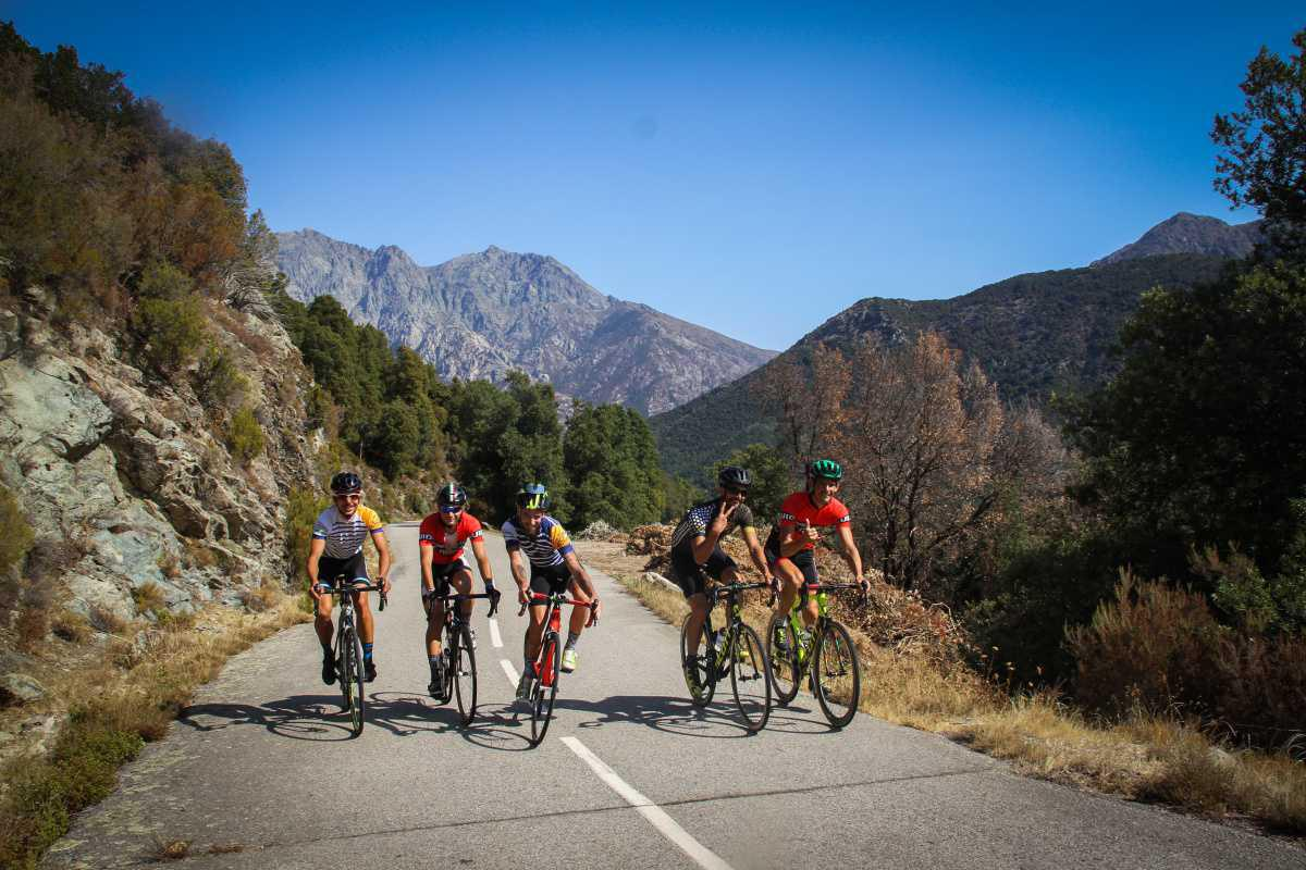 Cycling Incentive trip to the beautiful island of Corsica