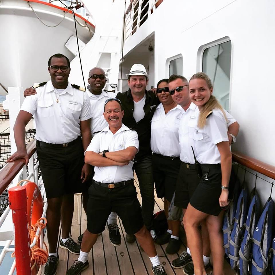 Sailing Cruise Caribbean