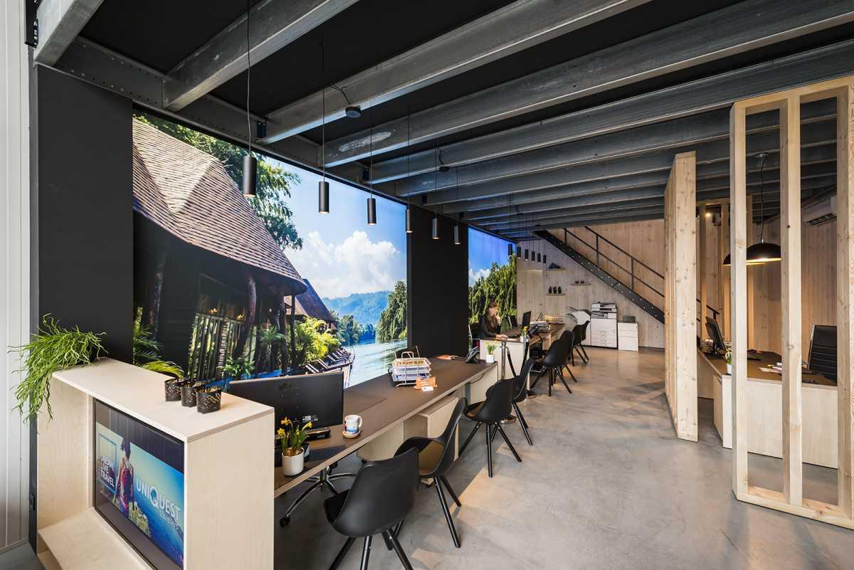 Ons Nieuw Kantoor & Travel Store !