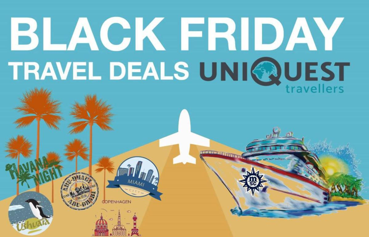 BLACK FRIDAY CRUISE DEALS!