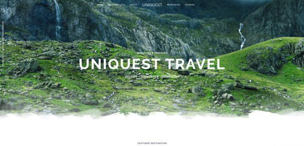 By by old website.... a brand new UniQuest website is coming!!