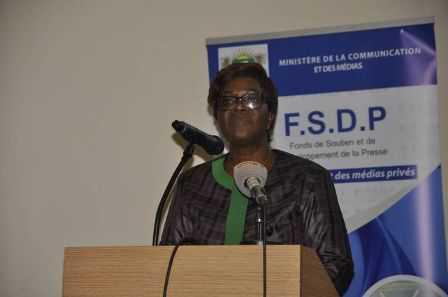 Côte d'Ivoire – le FSDP a accordé près de 800 millions au développement de la presse en 2018