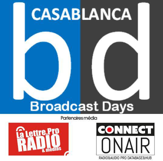 Participez aux Casablanca Broadcast Days