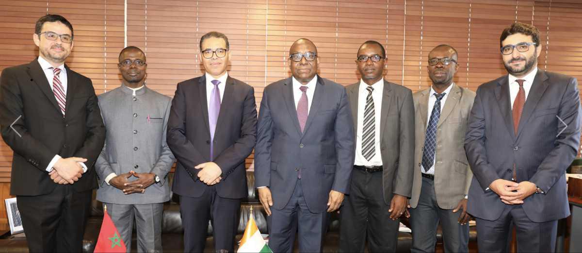 Maroc - LA HACA ivoirienne visite celle du Maroc