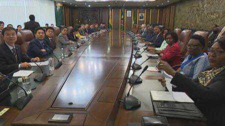 Namibie – Signature d'un accord de coopération entre le radiodiffuseur public et la Chine