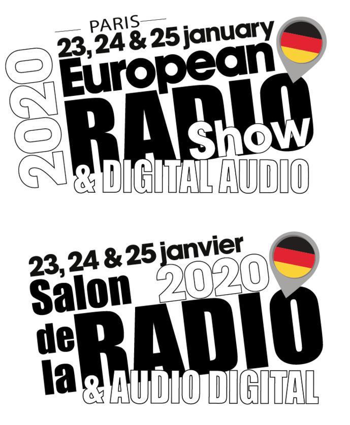 Salon de la Radio et de l'Audio Digital – l'édition 2020 se tient du 23 au 25 janvier 2020