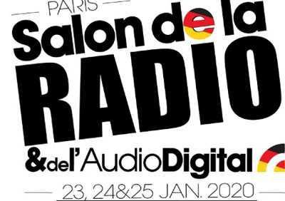 Salon de la Radio et de l'Audio Digital – la Radio et l'audio seront célébré dans deux semaines