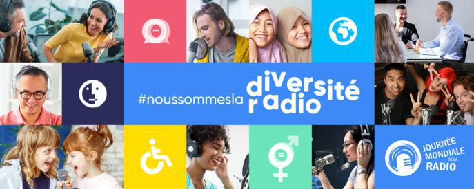La journée mondiale de la radio 2020 c'est aujourd'hui