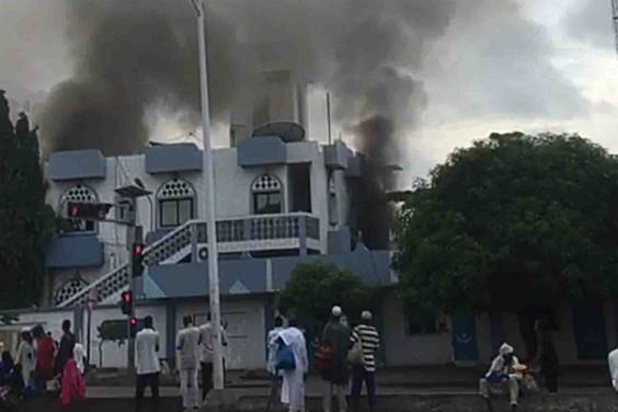 Bénin - La voix de l'Islam part en fumée