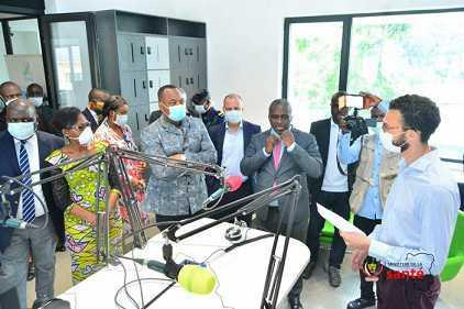 RDC/lutte contre le Coronavirus – le ministère de la Santé se dote d'une radio
