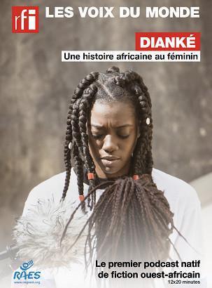 Prix Europa 2020 - Dianké sélectionnée