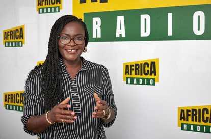 Africa Radio – La direction de l'information a un nouveau visage