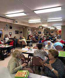 Castorina's Makes Good on Promise to Seniors