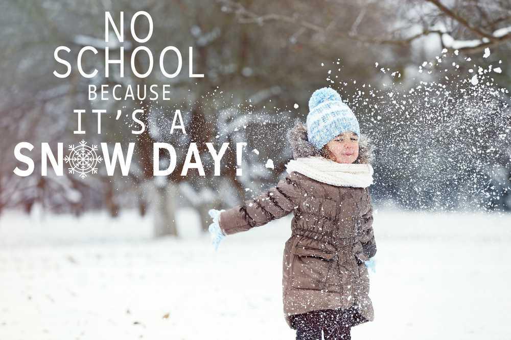 NYC Public Schools Closed Tomorrow!