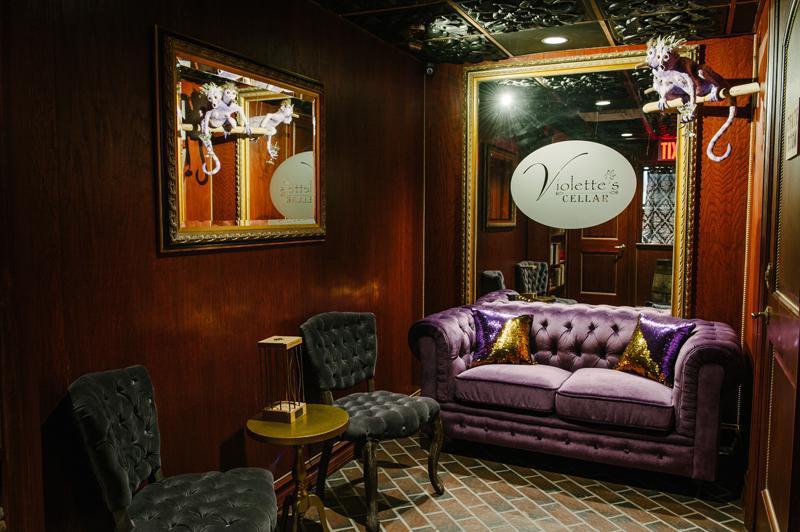 Violette's Cellar
