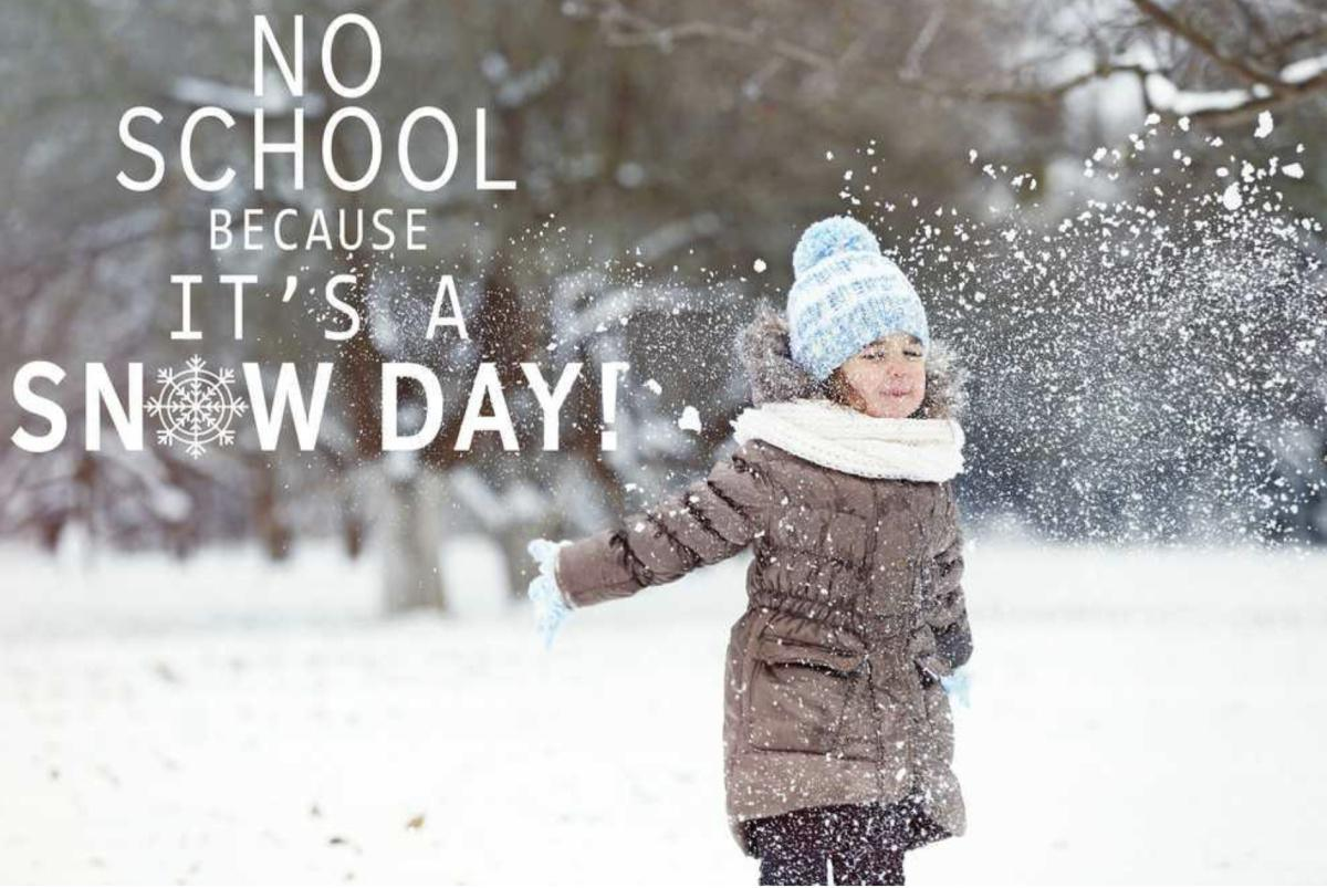 NYC Public Schools Closed Tomorrow!