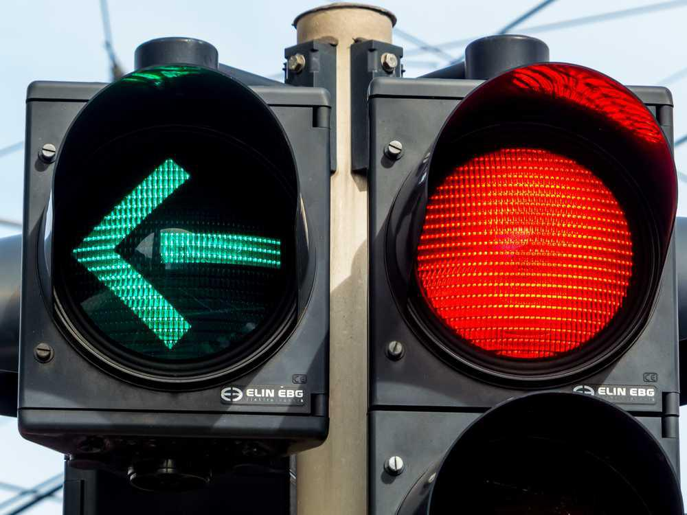 Smart Left Turn Signals