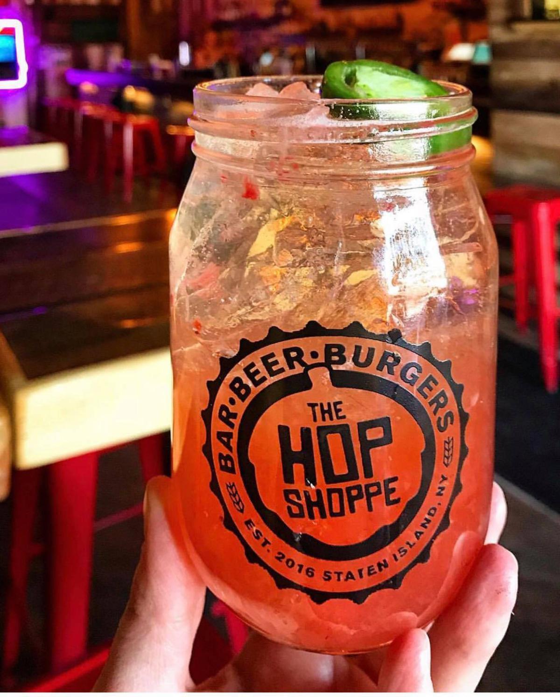 The Hop Shoppe