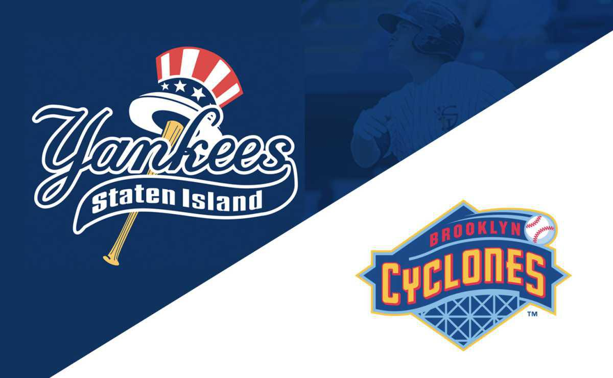 Staten Island Yankees vs Brooklyn Cyclones
