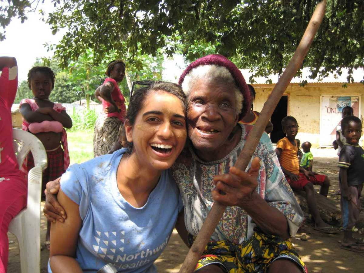 Northwell's Global Health initiative partners with Shanti
